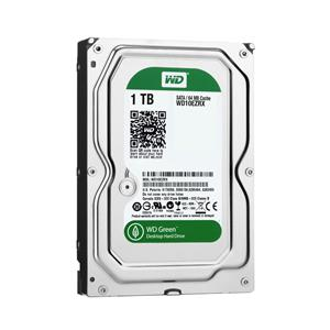 Western Digital WD10EZRX 1TB Green 64MB Cache Internal Hard Drive